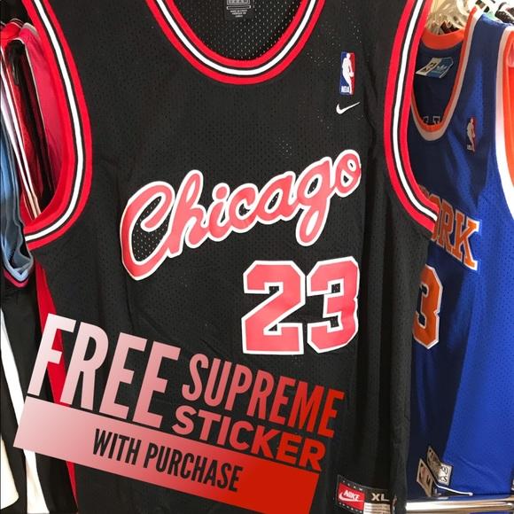 new arrivals f6b9a 58e4d Jordan 1986 Rookie Chicago Bulls NBA Jersey